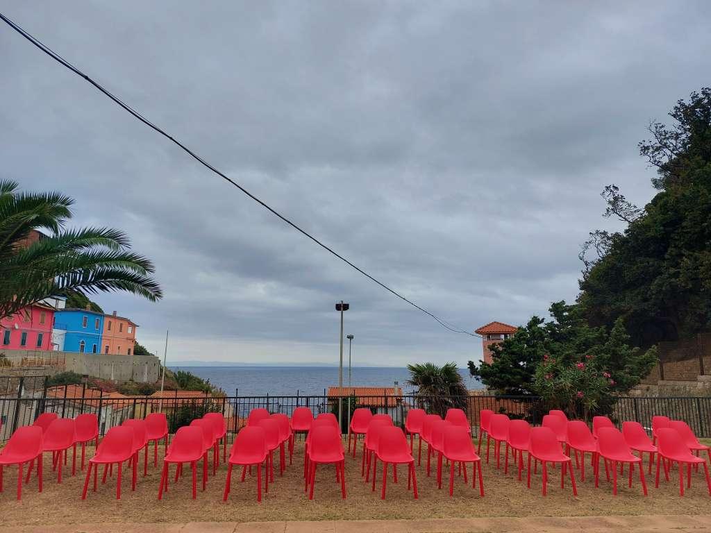 Il teatro in natura di Gorgona